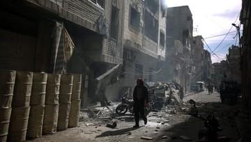 "08-11-2016 21:08 Armia: dzielnica ""1070 Mieszkań"" w Aleppo zdobyta"