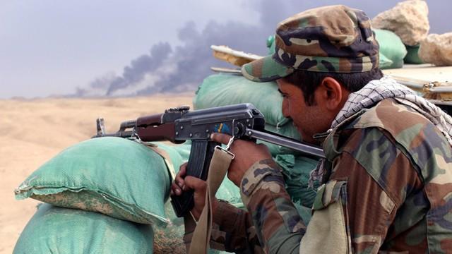 Amerykański zginął podczas akcji uwalniania zakładników w Iraku