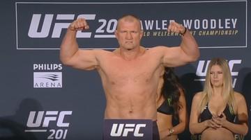 2016-07-29 Grabowski: Pożegnanie z UFC? Liczę na bonus za nokaut!