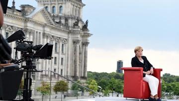 02-09-2016 10:21 Merkel: nie powtórzy się sytuacja z milionem imigrantów