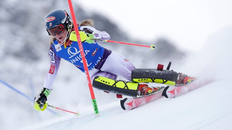 Alpejski PŚ - pierwsze w sezonie zwycięstwo Shiffrin w slalomie