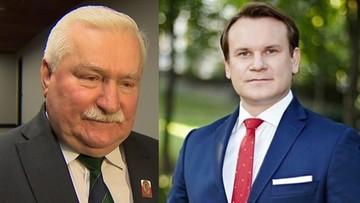 Wałęsa o Tarczyńskim: to chory człowiek