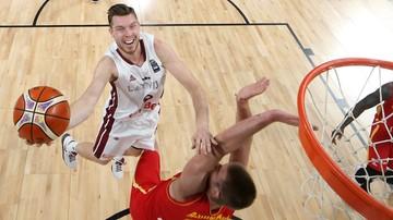 2017-09-10 ME koszykarzy: Łotwa rozgromiła Czarnogórę i awansowała do ćwierćfinału