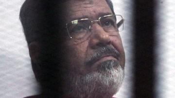 Nie zabiją byłego prezydenta. Egipt uchylił karę śmierci