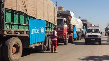 20-09-2016 12:38 ONZ i Czerwony Krzyż zawieszają pomoc humanitarną dla Syrii