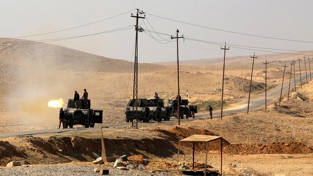 Irak: Rządowe siły odparły atak Państwa Islamskiego w Mosulu