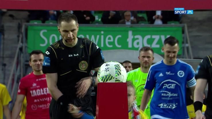 2017-05-21 Zagłębie Sosnowiec - Stal Mielec 1:1. Skrót meczu