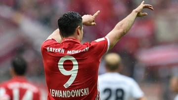 17-09-2016 18:22 Lewandowski nie do zatrzymania! Kolejny gol Polaka
