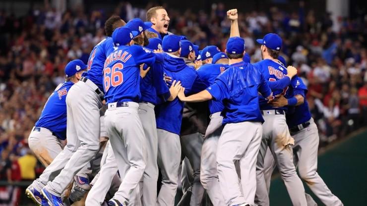 MLB: Baseballiści Chicago Cubs zdobyli mistrzostwo po... 108 latach