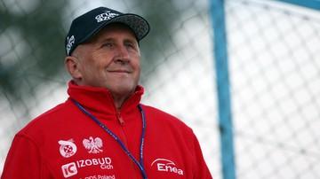 2015-12-06 Marek Cieślak wraca do Falubazu