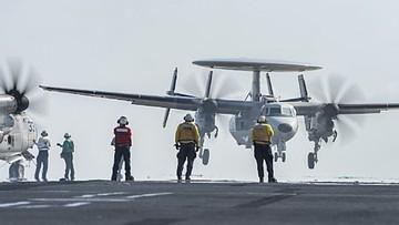 Wspólne manewry USA i Japonii - pokaz siły przy Półwyspie Koreańskim