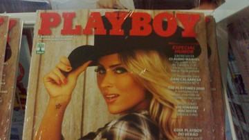 17-10-2015 08:00 Meksykanie wyłamali się. W ich Playboyu nie zabraknie nagich kobiet