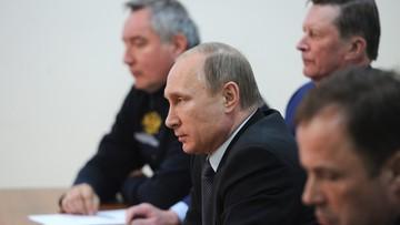 27-04-2016 19:00 Rosja: rakieta nie wystartowała, Putin czeka i grozi winnym uchybień