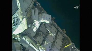 Transmisja NASA. Astronauci pracowali poza stacją kosmiczną