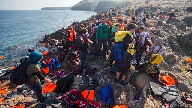 Grecja: Ponad 1,7 tys. migrantów uratowanych podczas weekendu