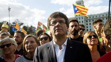 14-09-2017 20:50 Katalonia rozpoczyna kampanię przed referendum ws. niepodległości. Wbrew rządowi Hiszpanii i TK