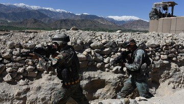 IS: nie ponieśliśmy strat w ludziach w wyniku ataku USA w Afganistanie