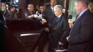 """12-10-2017 11:24 """"Zdrada dyplomatyczna"""". Ruszył proces Radosław Sikorski kontra Jarosław Kaczyński"""