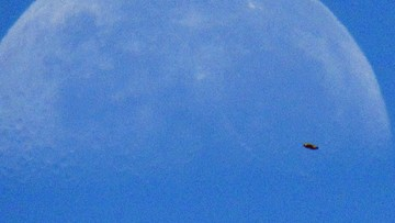 24-02-2017 05:42 UFO nad Włochami. Widziano je 10 razy w ciągu dwóch lat
