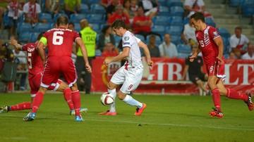 2015-09-07 Gibraltar - Polska 0:7. Skrót meczu