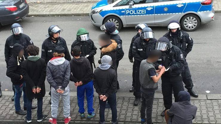 Bójki w ośrodkach dla uchodźców w Berlinie