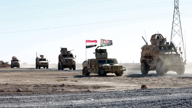 Irak: Mosul został odcięty od innych obszarów kontrolowanych przez IS