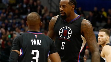 2016-11-28 NBA: Fatalny mecz Clippers, pewna wygrana Cavaliers
