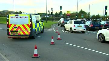 Uzbrojony mężczyzna wziął dwóch zakładników w parku rozrywki w środkowej Anglii. Został aresztowany