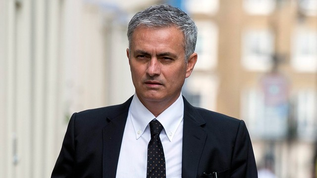 Jose Mourinho trenerem piłkarzy Manchesteru United
