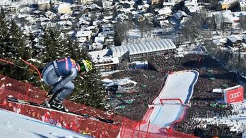 2017-12-29 Alpejski PŚ: Paris prowadzi po zjeździe do kombinacji w Bormio