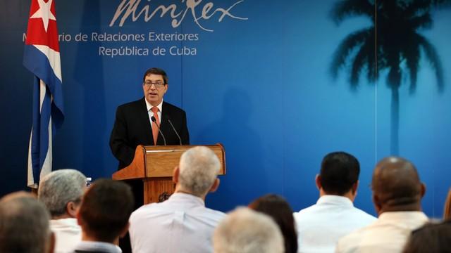 Prezydent Kuby domaga się zniesienia amerykańskiego embarga
