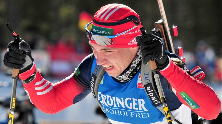 Biathlonowy mistrz Europy na dopingu!