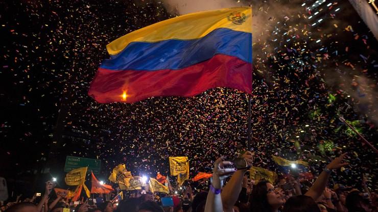 W Wenezueli opozycja zdobyła większość w parlamencie