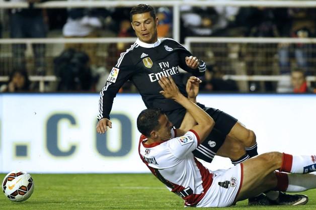 300. gol Ronaldo dla Realu Madryt
