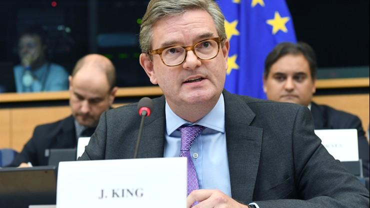 Brytyjczyk nowym komisarzem Unii Europejskiej. Mimo Brexitu