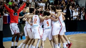 2017-06-25 Hiszpanki mistrzyniami Europy w koszykówce
