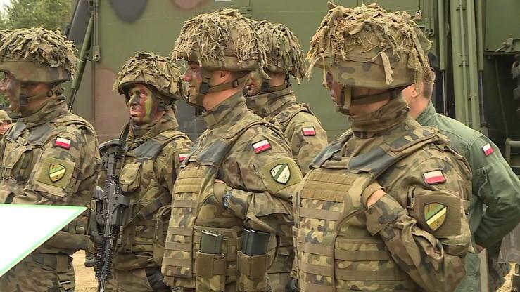 Rozpoczynają się największe tegoroczne ćwiczenie Wojska Polskiego - Dragon-17