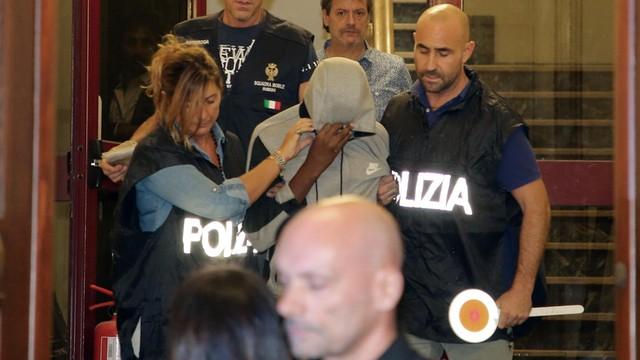 Włochy: Sprawca napaści na Polaków w Rimini staje przed sądem