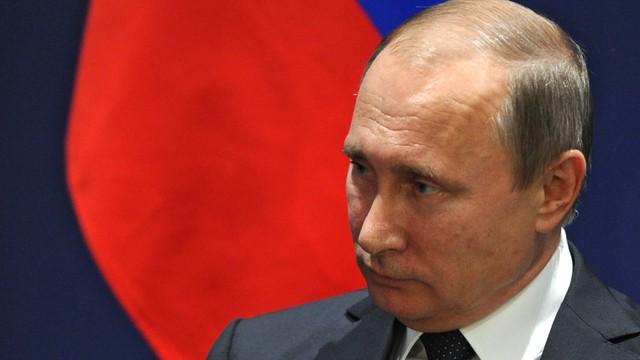 Putin podpisał ustawę o wstrzymaniu wolnego handlu z Ukrainą