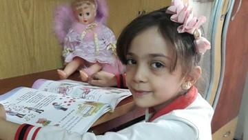 """03-10-2016 12:08 """"Czytam, żeby zapomnieć o wojnie"""" - 7-latka twittuje z Aleppo"""