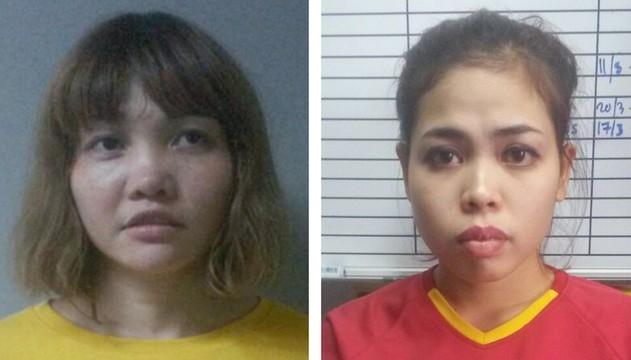 Malezja: dwie kobiety oskarżone o spowodowanie śmierci Kim Dzong Nama