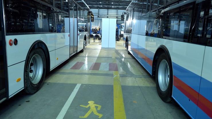 Autosan dostarczy dla wojska 28 autobusów