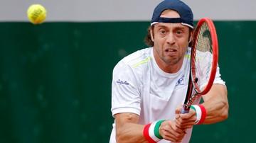 2016-07-21 ATP Kitzbuehel: Lorenzi najwyżej rozstawionym półfinalistą