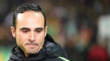 2017-10-30 Bundesliga: Nouri nie jest już trenerem Werderu Brema