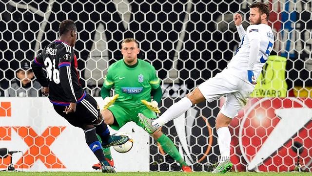 LE: Lech przegrał z FC Basel 0:2
