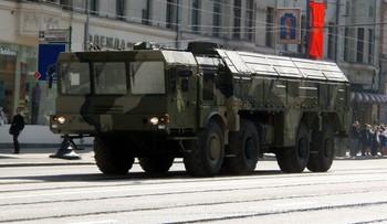 08-10-2016 17:36 Rosja o Iskanderach w Kaliningradzie: rutynowe manewry
