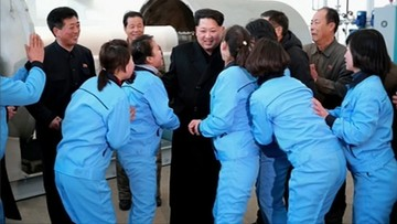 29-01-2016 06:39 CNN: Korea Północna mogła przeprowadzić test elementów bomby wodorowej
