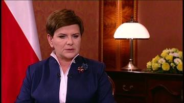 Premier Beata Szydło dla Polsatu, Polsat News i Polsat News 2, cz. 2