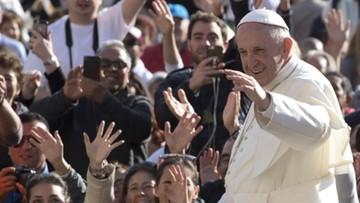 Papież apeluje o przyjmowanie migrantów