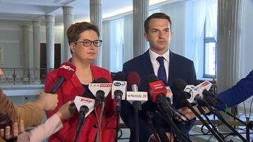 """21-08-2017 12:25 Nowoczesna: w związku z """"inwigilacją"""" minister Błaszczak powinien podać się do dymisji"""